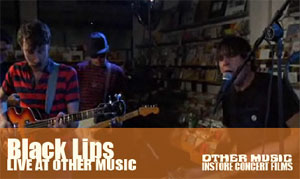 Live at Other Music: Black Lips (Episode 11)