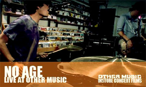 Live at Other Music: No Age (Episode 2) 
