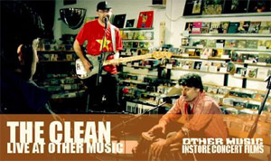 Live at Other Music: The Clean (Episode 4)
