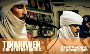 Live at Other Music: Tinariwen (Episode 3)